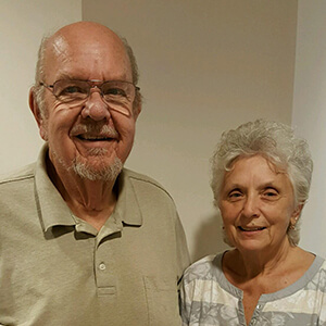 Travis and Mary Tefft